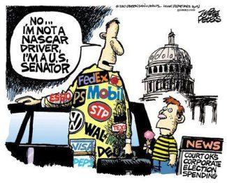 nascar senators)