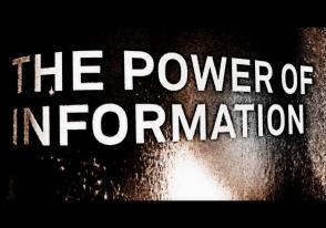 power of information